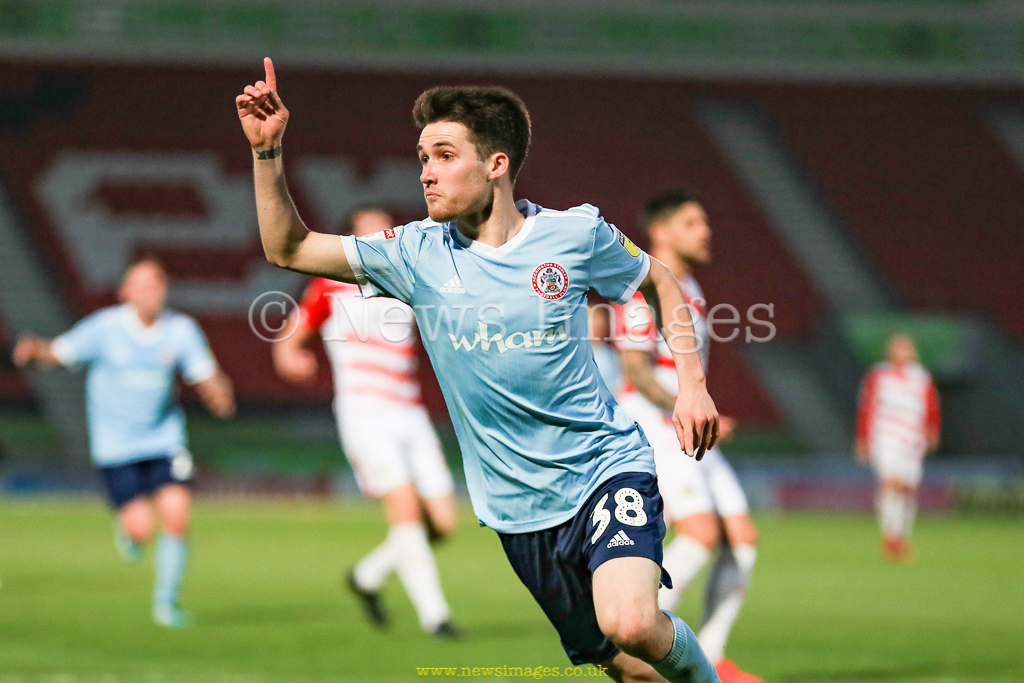 Sky Bet League One Doncaster Rovers vs Accrington Stanley